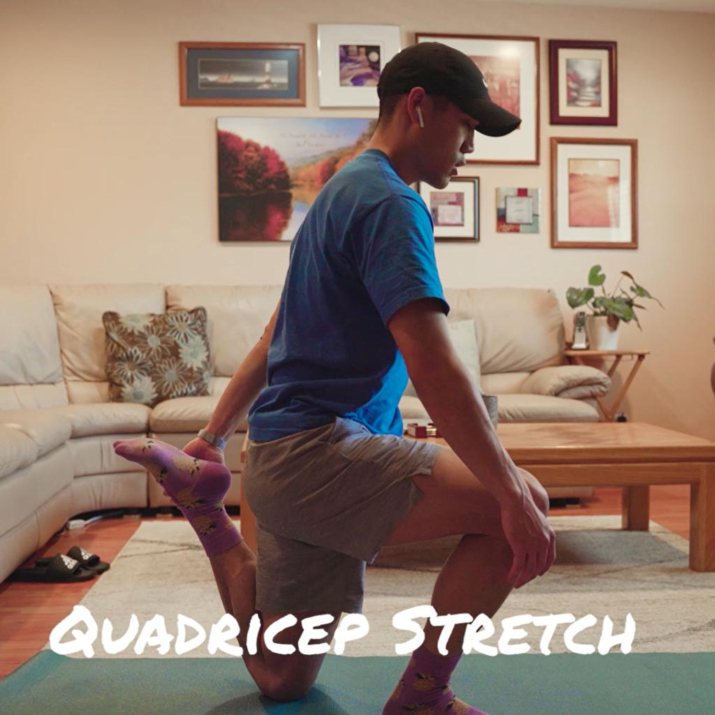 Quadricep Stretch