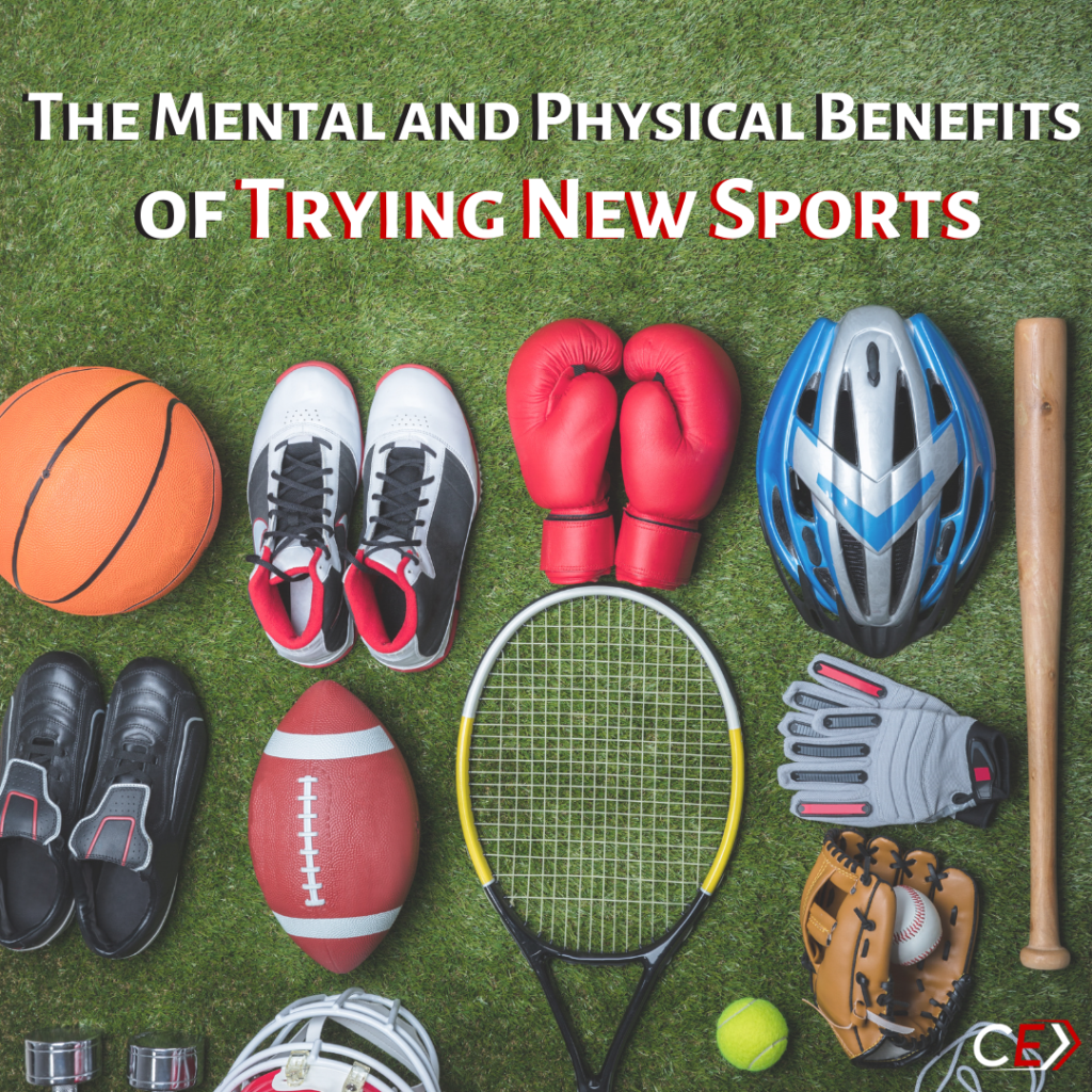 Benefits of Trying New Sports