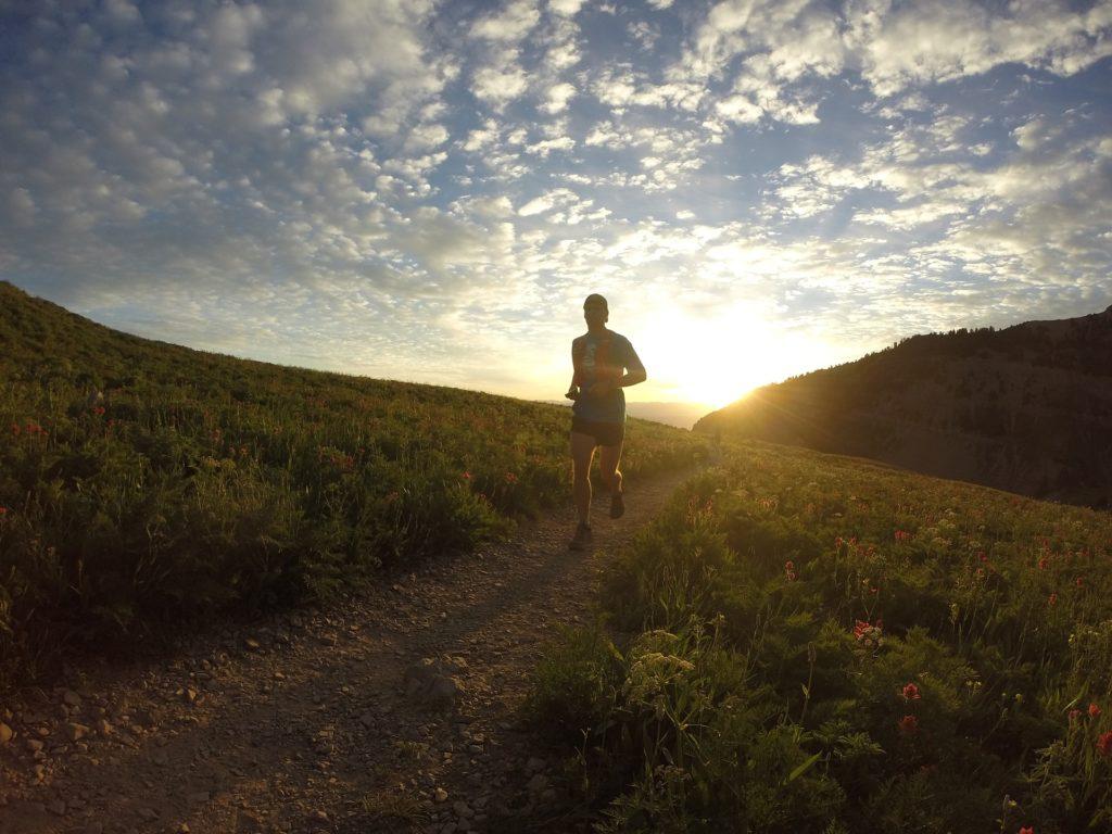 Evening Running