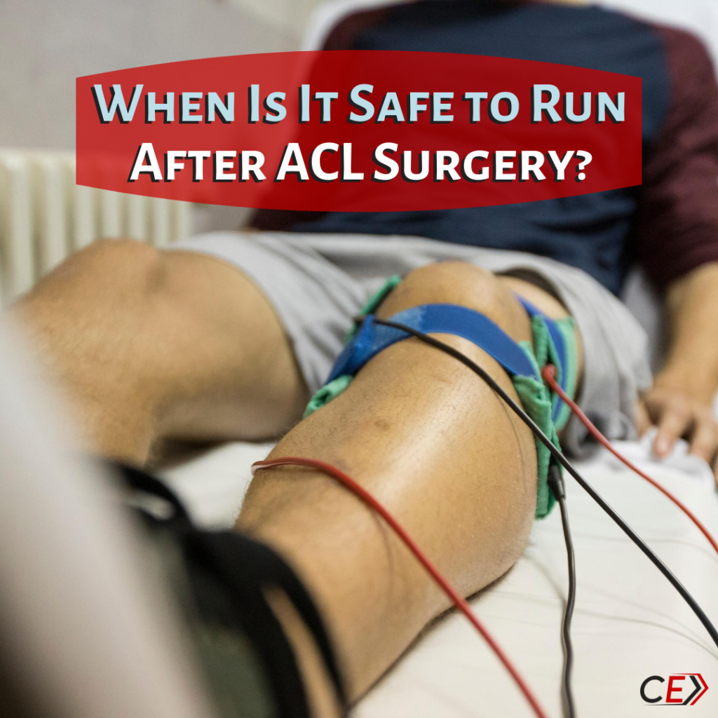 Running After ACL Surgery
