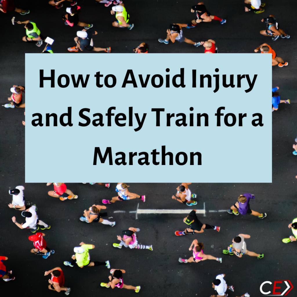 Avoiding Injury with Training