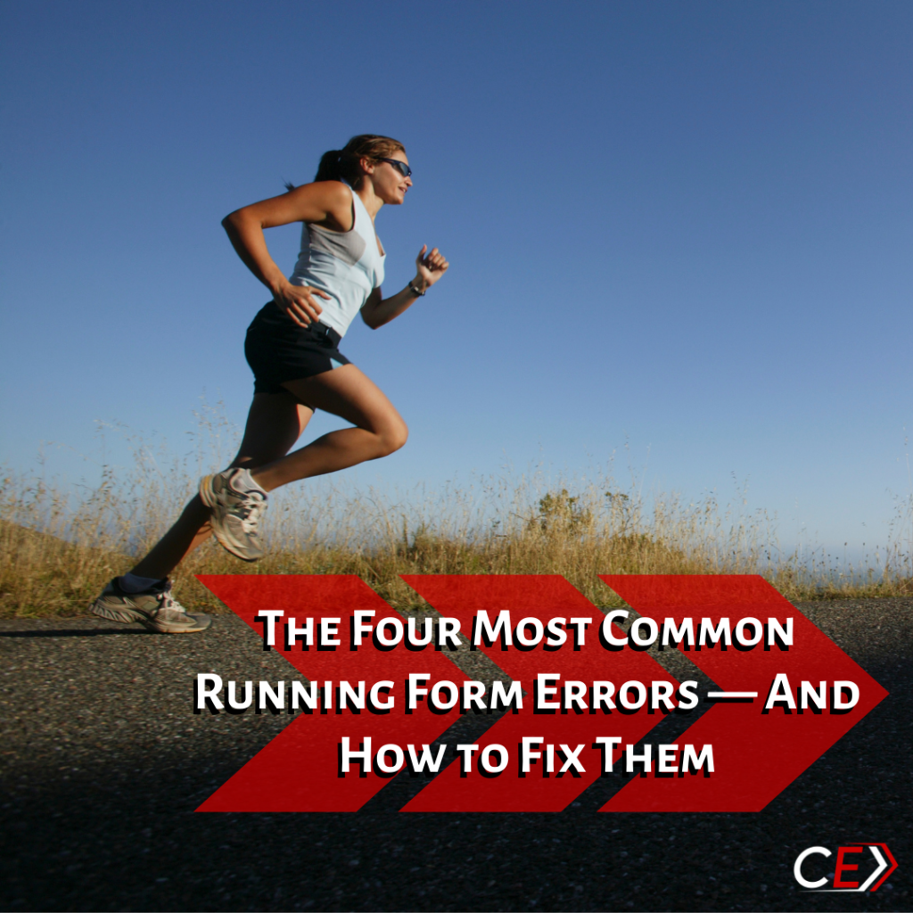 Four Main Running Errors