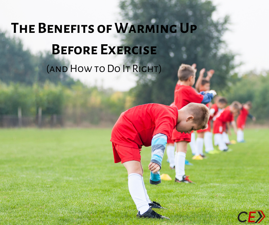 Warm-Ups with Exercise