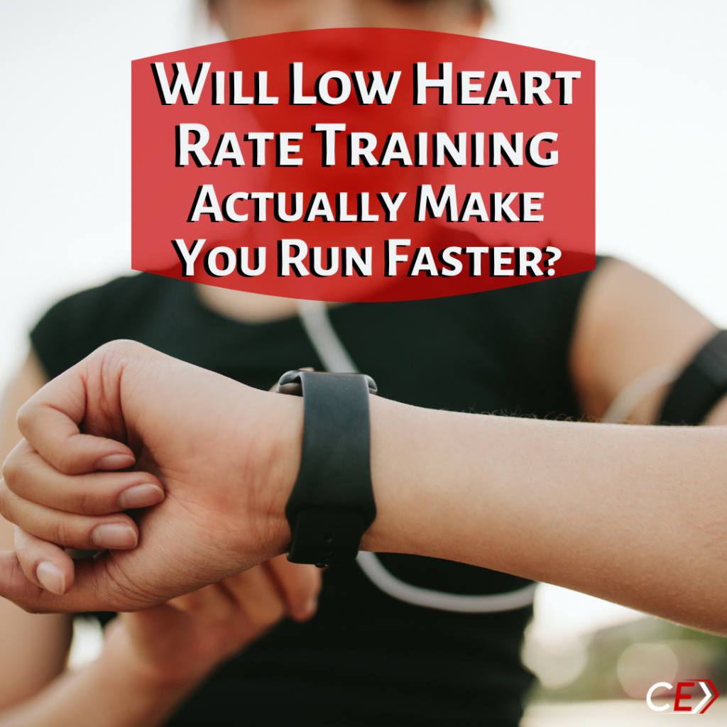 Low Heart Rate Training