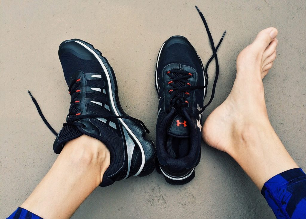 Chafing and Blisters