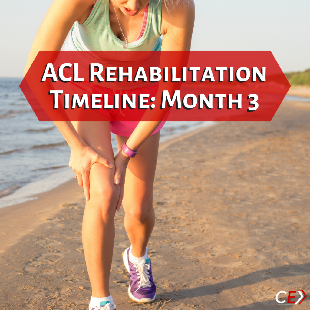 ACL Month 3