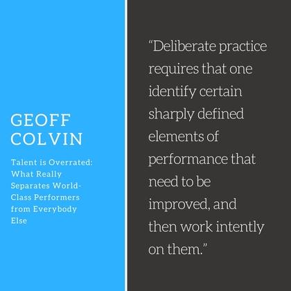 Geoff Colvin Quote