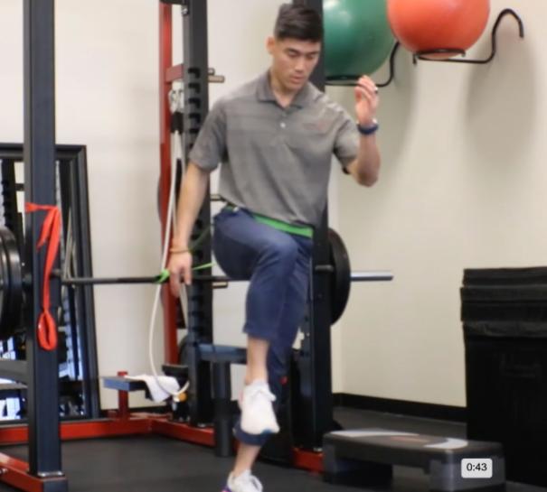 Single-Leg Drill