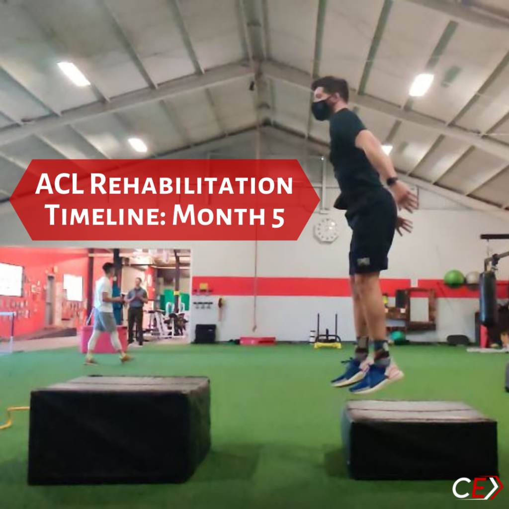 ACL Month 5