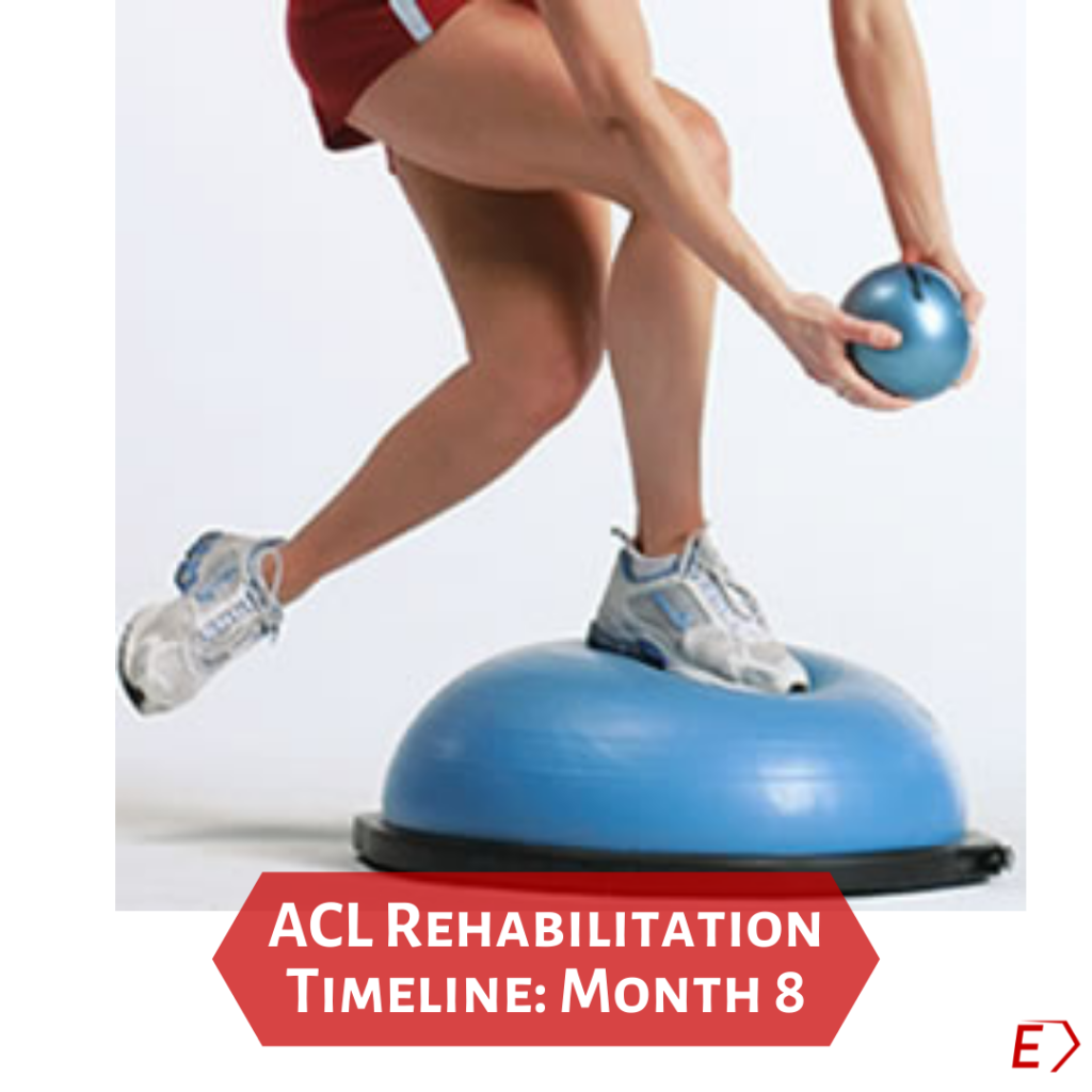 ACL Month 8