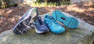 Trail vs. Road Shoes