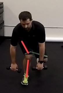 Inward Knee Rotation