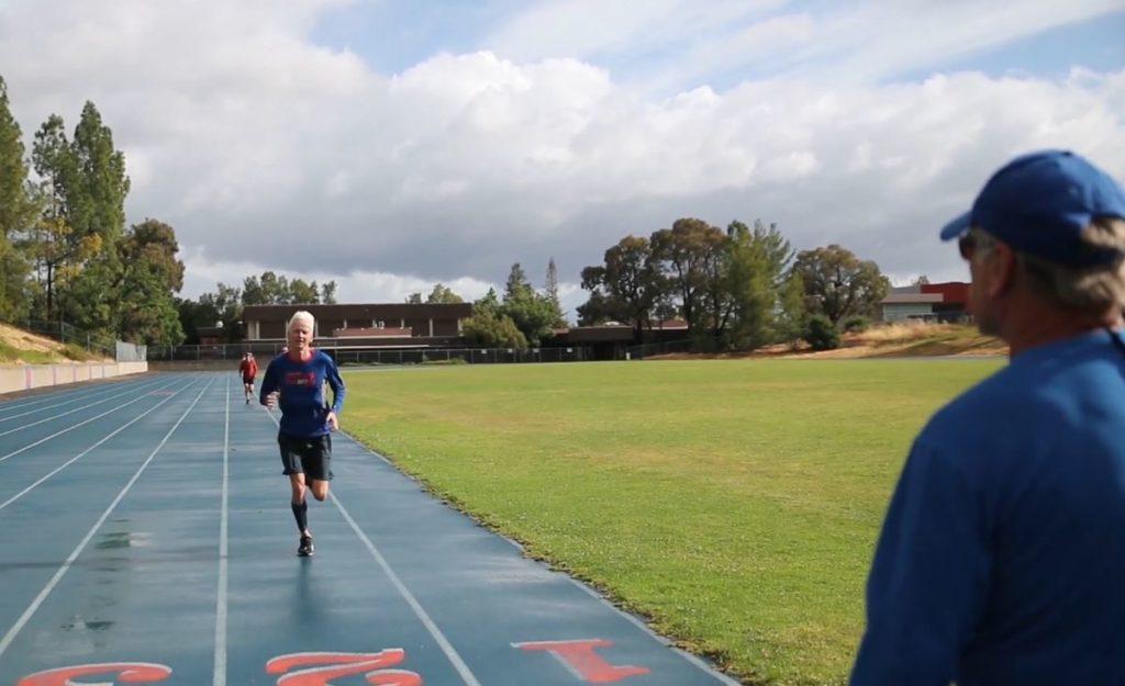 Running Progress